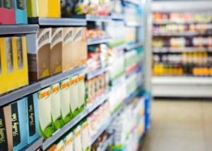 Dry Food Labels
