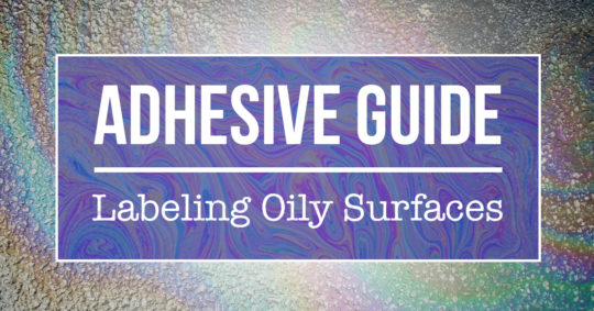 Labeling Oily Surfaces