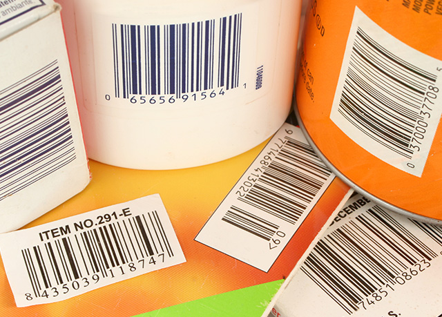 UPC and QR Labels